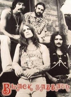 A Black Sabbath fénykorában